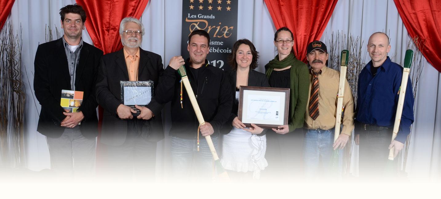 Grands Prix du Tourisme Québécois 2012