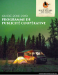 Programme de publicité coopérative 2018-2019